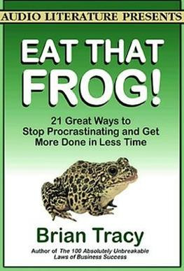 Eat That Frog Audio Book Part