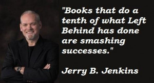Jerry b jenkins famous quotes 3