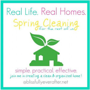 Join my Facebook community for more Spring Cleaning tips!
