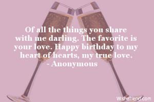 happy birthday to my husband quotes happy birthday to my husband ...
