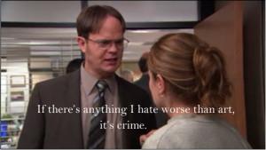 Best Dwight Schrute Quotes - Top Ten List - …