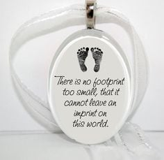 No footprint too small Oval Glass Christmas by bugaboojewelry, $12.00 ...