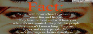 people with hazel eyes Profile Facebook Covers