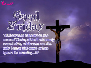 Cna Quotes And Sayings Good friday quotes and sayings