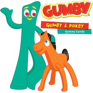 Gumby And Pokey Coloring Pages Gumby and pokey gummy candy