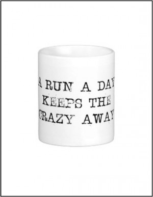 Running quote coffee mug runner marathon unique birthday gift best ...