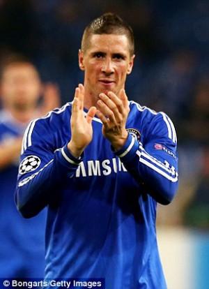 Fernando Torres Nike Laser