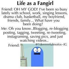 fangirl sad - Google Search