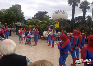 Spiderman wedding funny picture which is very humorous and this funny ...