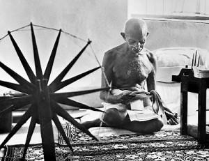 Margaret Bourke White Gandhi