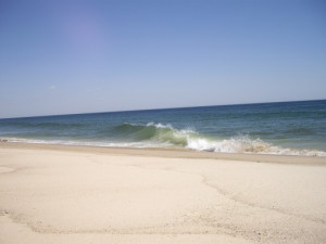 Listening to the waves is relaxing ~ Cape Cod