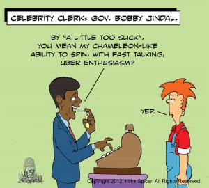 Gov Bobby Jindal