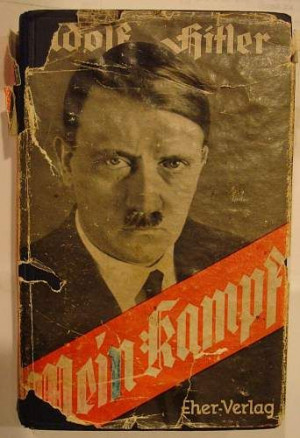 Written in 1925 in prison following the Beer Hall Putsch, Mein Kampf ...