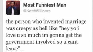 Katt Williams on marriage ( i.imgur.com )