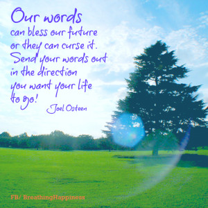 How To Use Your Words To Create Miracles In Your Life?