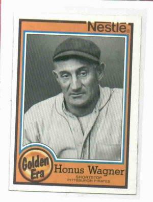 Honus Wagner Baseball Card Price