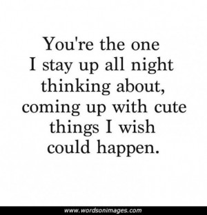 Cute teen love quotes