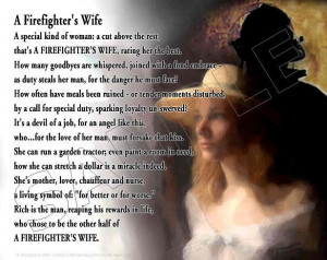 firefighter's wife | Firefighter's Wife