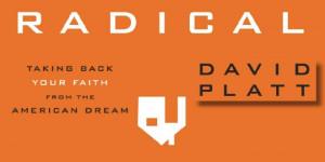 Radical David Platt Radical by david platt book