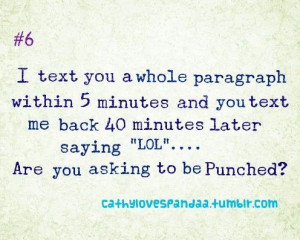 text #paragraph #lol #punch