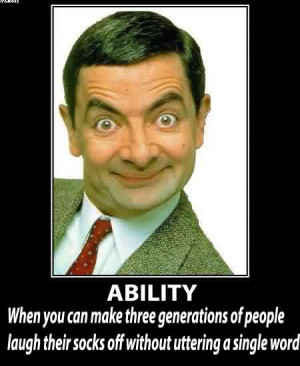 Ability When You Can Make Three Generations Of People Laugh Their ...