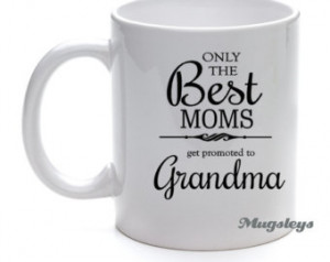 ... Grandma coffee mug , Large 15 oz. WHITE ONLY - Grandmother, Nanny