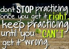 quotes practice softball quotes and sayings softball pitch quotes ...