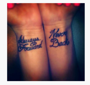 meaningful wrist tattoos