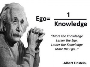 En el altar del propio ego