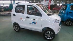 cheap 4 seater Mini electric car