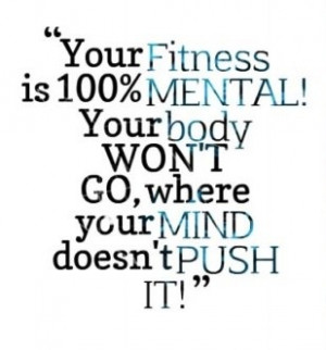 Great Fitness Quote!!