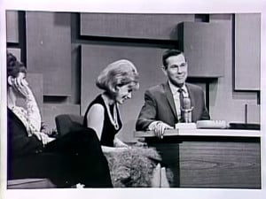 ... her first appearance on Johnny Carson's Tonight Show in February 1965
