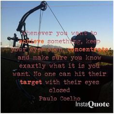 Archery quote #archery #target