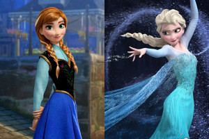 The voice cast also includes Santino Fontana as Hans, a handsome royal ...