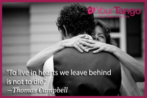 Love Is Immortal: 12 Condolence #Quotes To Lift Your Spirits.