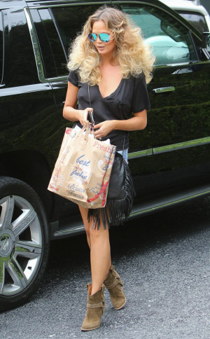 Chrissy Teigen from The Big Picture Today 39 s Hot Pics E Online