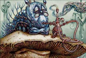 son los efectos de consumir LSD nicotina, cocaína, crystal meth ...