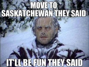 the shining meme, SaskatchewanFunny Image, Winter, Stephen King, Funny ...