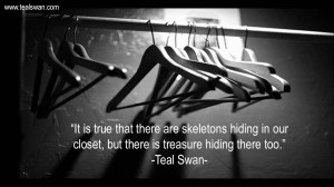 Skeletons in the Closet Quote