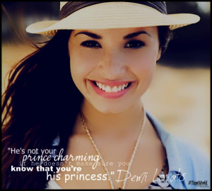 Demi Lovato Quotes by VickyEditions