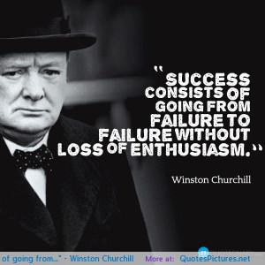 Winston Churchill motivational inspirational love life quotes ...