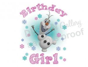 birthday happy birthday olaf happy birthday minion disneys frozen ...