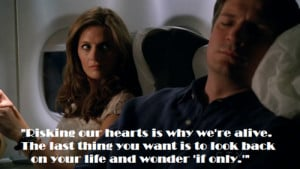 Castle Quotes Tumblr Never find it - castle