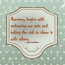recovery quotes and sayings