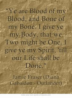 Outlander Favorite Quotes