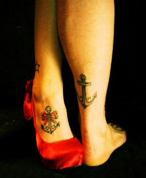 and her matching tattoos ideas get matching tatoos his and her ...