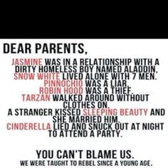 hehe. This is pretty much truth. My Aunt Kelly would be so mad at me ...