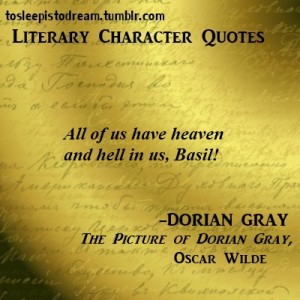 Quotes About Hedonism In The Picture Of Dorian Gray