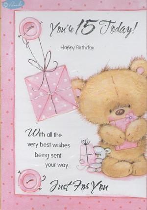 happy 15th birthday to my granddaughter happy birthday doberman cards