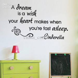 ... Quotes Vinyl Wall Stickers 45x75cm Wall Art Stickers Living Room Wall